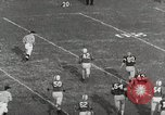 Image of College football game College Park Maryland USA, 1953, second 16 stock footage video 65675023024