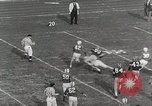 Image of College football game College Park Maryland USA, 1953, second 17 stock footage video 65675023024