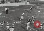 Image of College football game College Park Maryland USA, 1953, second 18 stock footage video 65675023024