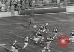 Image of College football game College Park Maryland USA, 1953, second 19 stock footage video 65675023024
