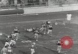 Image of College football game College Park Maryland USA, 1953, second 20 stock footage video 65675023024
