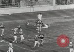 Image of College football game College Park Maryland USA, 1953, second 21 stock footage video 65675023024