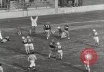 Image of College football game College Park Maryland USA, 1953, second 22 stock footage video 65675023024