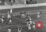 Image of College football game College Park Maryland USA, 1953, second 23 stock footage video 65675023024