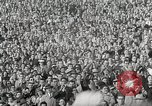 Image of College football game College Park Maryland USA, 1953, second 25 stock footage video 65675023024