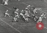 Image of College football game College Park Maryland USA, 1953, second 27 stock footage video 65675023024