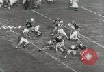 Image of College football game College Park Maryland USA, 1953, second 28 stock footage video 65675023024