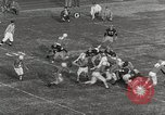 Image of College football game College Park Maryland USA, 1953, second 34 stock footage video 65675023024