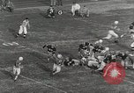Image of College football game College Park Maryland USA, 1953, second 35 stock footage video 65675023024