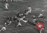Image of College football game College Park Maryland USA, 1953, second 36 stock footage video 65675023024