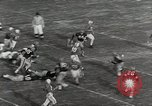 Image of College football game College Park Maryland USA, 1953, second 37 stock footage video 65675023024