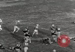 Image of College football game College Park Maryland USA, 1953, second 38 stock footage video 65675023024