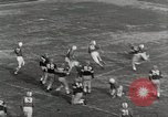 Image of College football game College Park Maryland USA, 1953, second 39 stock footage video 65675023024