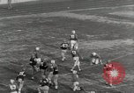 Image of College football game College Park Maryland USA, 1953, second 40 stock footage video 65675023024