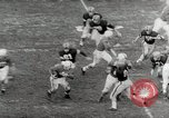 Image of College football game College Park Maryland USA, 1953, second 45 stock footage video 65675023024