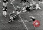 Image of College football game College Park Maryland USA, 1953, second 46 stock footage video 65675023024