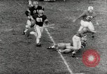 Image of College football game College Park Maryland USA, 1953, second 47 stock footage video 65675023024