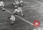 Image of College football game College Park Maryland USA, 1953, second 50 stock footage video 65675023024