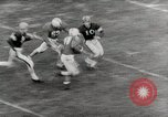 Image of College football game College Park Maryland USA, 1953, second 52 stock footage video 65675023024