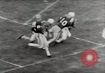 Image of College football game College Park Maryland USA, 1953, second 53 stock footage video 65675023024