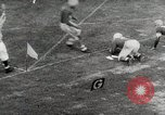 Image of College football game College Park Maryland USA, 1953, second 55 stock footage video 65675023024