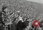 Image of College football game College Park Maryland USA, 1953, second 56 stock footage video 65675023024