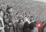 Image of College football game College Park Maryland USA, 1953, second 58 stock footage video 65675023024