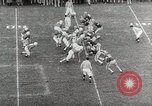 Image of College football game College Park Maryland USA, 1953, second 59 stock footage video 65675023024