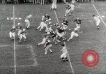 Image of College football game College Park Maryland USA, 1953, second 60 stock footage video 65675023024