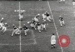 Image of College football game College Park Maryland USA, 1953, second 61 stock footage video 65675023024