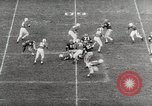 Image of College football game College Park Maryland USA, 1953, second 62 stock footage video 65675023024