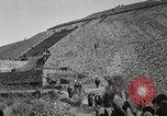 Image of Pyramid of the Sun Teotihuacan Mexico, 1925, second 25 stock footage video 65675023035