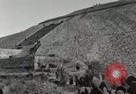 Image of Pyramid of the Sun Teotihuacan Mexico, 1925, second 26 stock footage video 65675023035