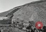 Image of Pyramid of the Sun Teotihuacan Mexico, 1925, second 29 stock footage video 65675023035