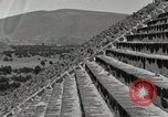 Image of Pyramid of the Sun Teotihuacan Mexico, 1925, second 41 stock footage video 65675023035