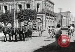 Image of Mexican people Mexico City Mexico, 1925, second 37 stock footage video 65675023037