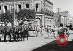 Image of Mexican people Mexico City Mexico, 1925, second 38 stock footage video 65675023037