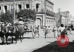 Image of Mexican people Mexico City Mexico, 1925, second 39 stock footage video 65675023037