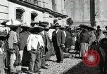 Image of Mexican people Mexico City Mexico, 1925, second 60 stock footage video 65675023037
