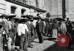 Image of Mexican people Mexico City Mexico, 1925, second 61 stock footage video 65675023037