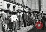 Image of Mexican people Mexico City Mexico, 1925, second 62 stock footage video 65675023037