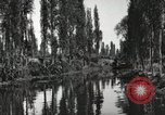 Image of Aztec Viga Canals Mexico City Mexico, 1925, second 6 stock footage video 65675023039