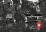 Image of Aztec Viga Canals Mexico City Mexico, 1925, second 16 stock footage video 65675023039