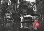 Image of Aztec Viga Canals Mexico City Mexico, 1925, second 17 stock footage video 65675023039
