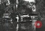 Image of Aztec Viga Canals Mexico City Mexico, 1925, second 18 stock footage video 65675023039