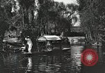 Image of Aztec Viga Canals Mexico City Mexico, 1925, second 19 stock footage video 65675023039