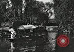 Image of Aztec Viga Canals Mexico City Mexico, 1925, second 20 stock footage video 65675023039