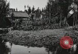 Image of Aztec Viga Canals Mexico City Mexico, 1925, second 30 stock footage video 65675023039