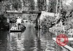 Image of Aztec Viga Canals Mexico City Mexico, 1925, second 33 stock footage video 65675023039