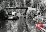Image of Aztec Viga Canals Mexico City Mexico, 1925, second 34 stock footage video 65675023039